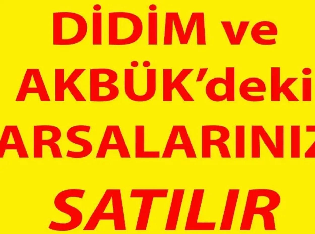 Selling Your Land In Didim And Akbuk