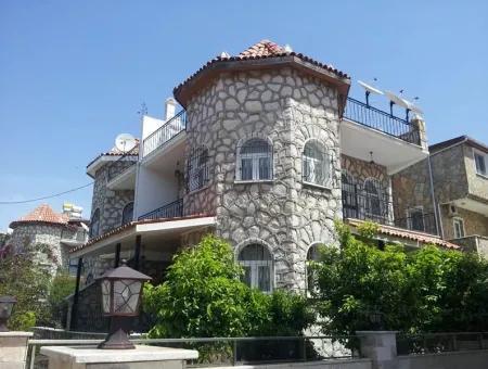 Didim Altınkum Satılık Taş Villa